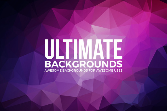 Ultimate Backgrounds Pack