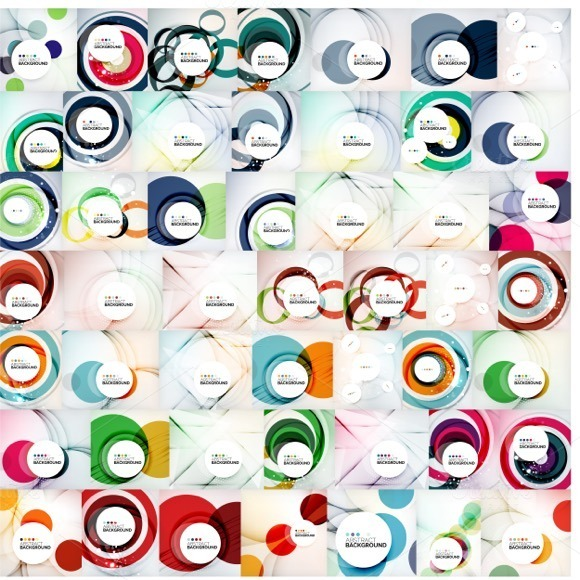 49 Circle Backgrounds