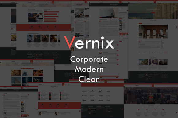 Vernix Multipurpose Modern