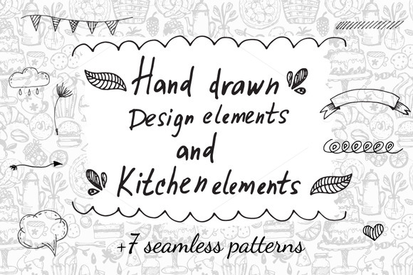 Hand Drawn Elements