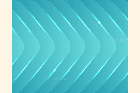 Vector Arrows Background Technology