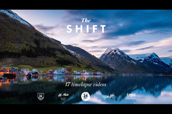 The Shift Timelapse Videos