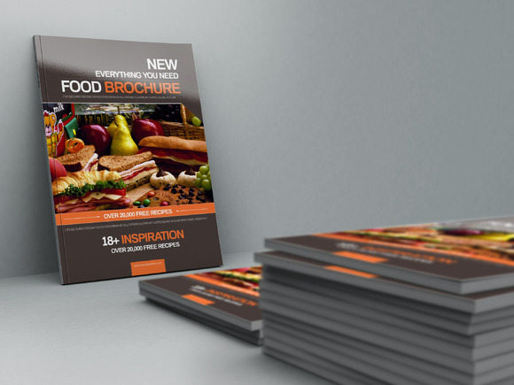 Foodpress BiFold Brochure