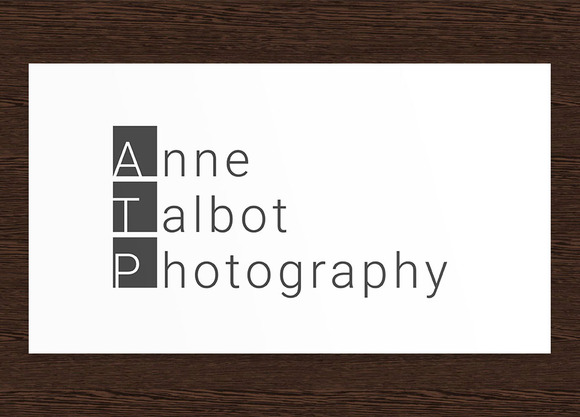 Anne Talbot Photography Logo PSD