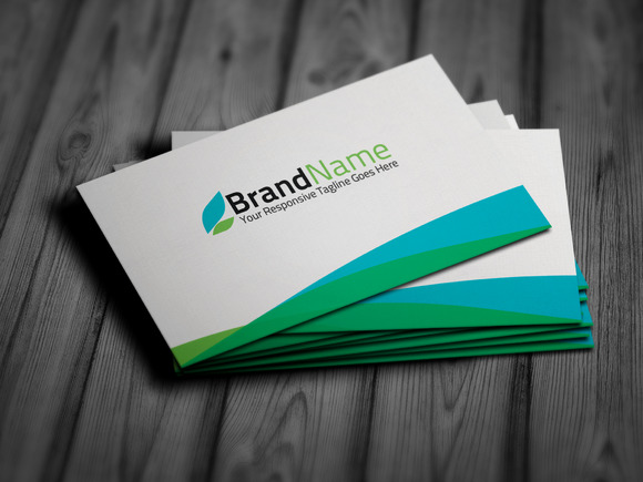 Corporate Business Card V11
