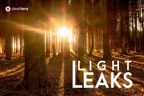 Light Leaks Senses Lightroom Presets