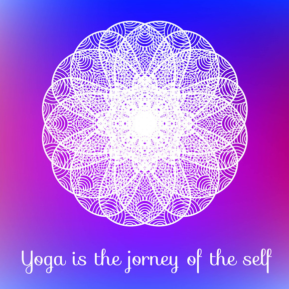 Yoga Is The Yorney Of The Self