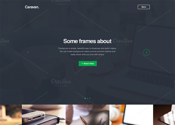 Caravan MultiPurpose Wordpress Theme