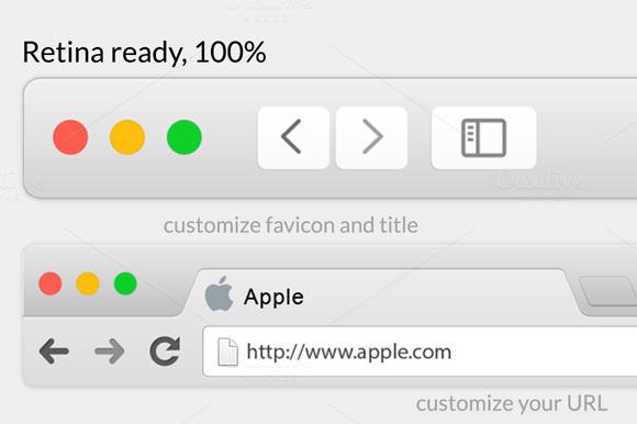 Minimal Browser Pack
