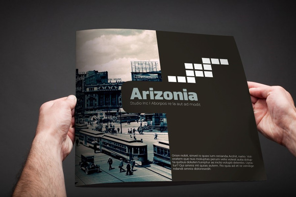 Arizonia Portfolio Brochure
