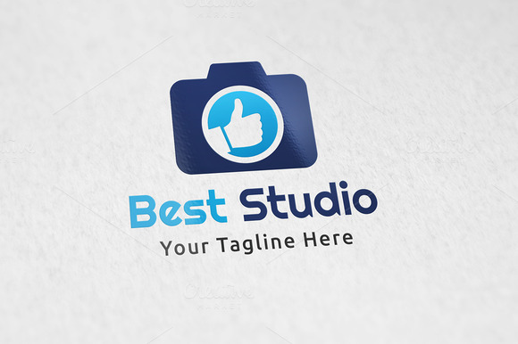 Best Studio Logo Template