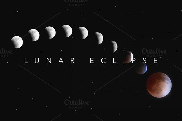 Lunar Eclipse PSD