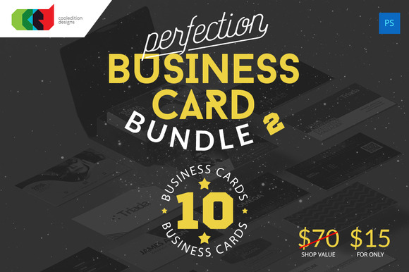 Perfection Business Card Bundle 2