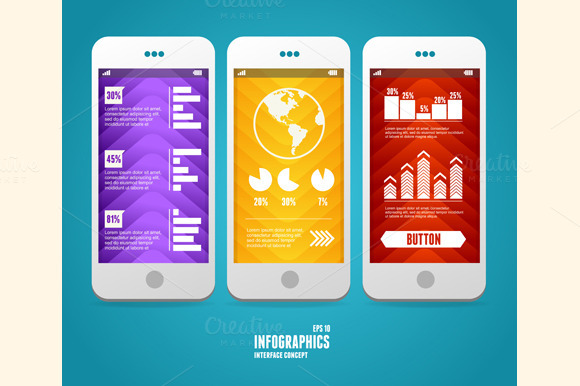 Vector Elements Of UI.Interface