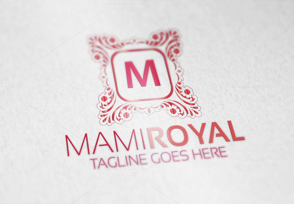 Mami Royal Logo