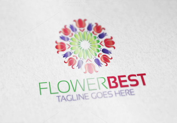Flower Best Logo