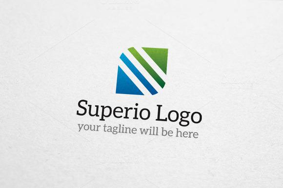 Superio S Letter Logo