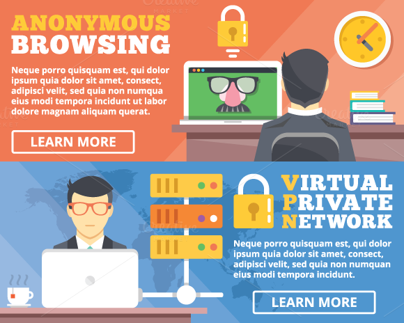 Anonymous Browsing VPN Concepts