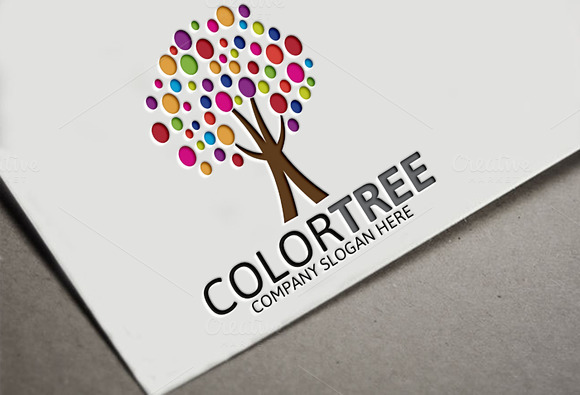 Color Tree V.2
