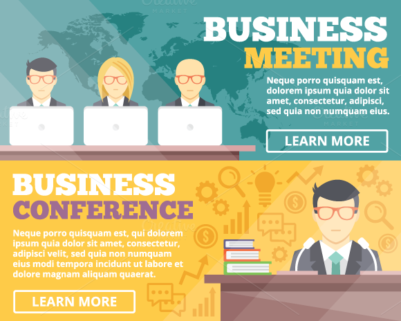 Business Meeting Conference Concept