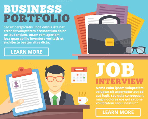 Business Portfolio Job Interview