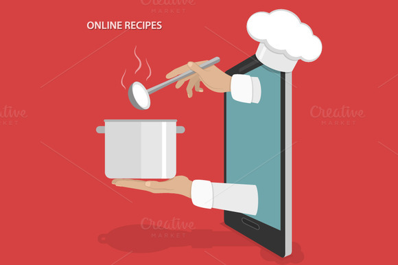 Online Dishes Recipes
