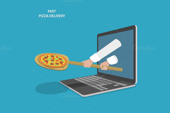 Fast Pizza Delivery