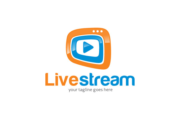 Live Stream Media Player Logo