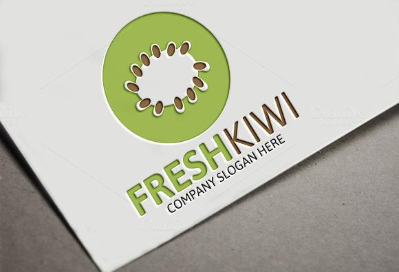 Fresh Kiwi Logo