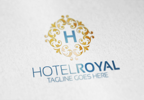 Hotel Royal Logo