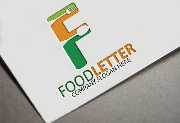 Food Letter Logo