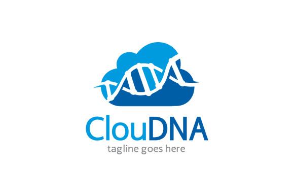 Cloud DNA Logo Template
