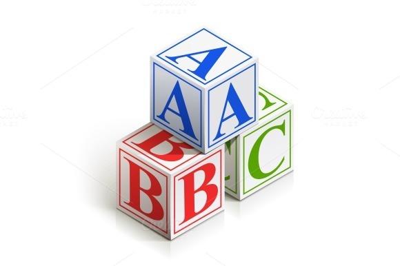 Brick Abc