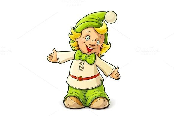 Little Gnome Boy