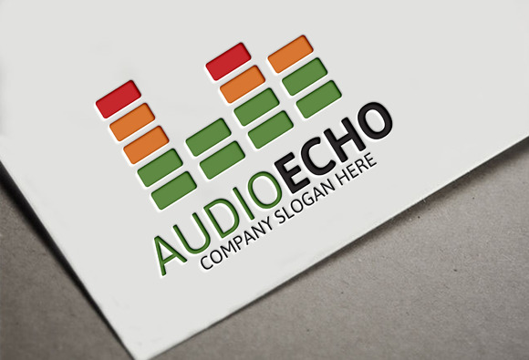 Audio Echo Logo