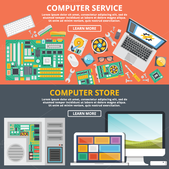 Computer Service Computer Store
