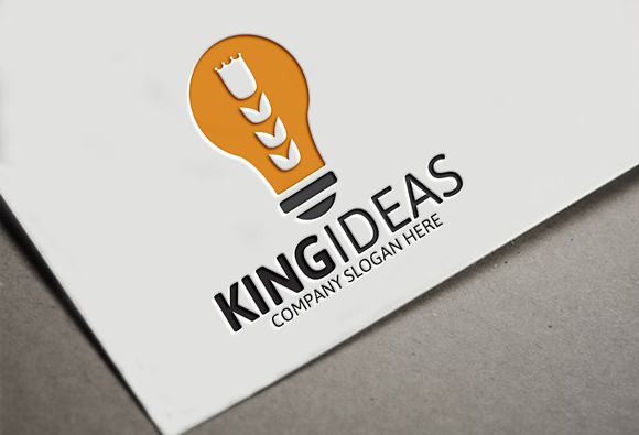 King Ideas Logo
