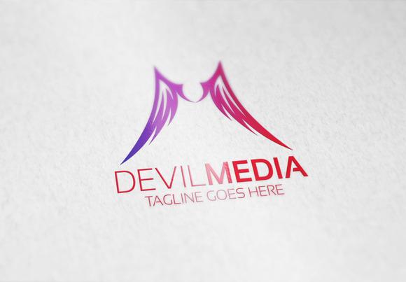 Devil Media Logo