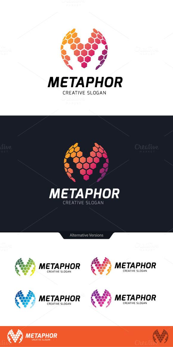 Metaphor M Letter