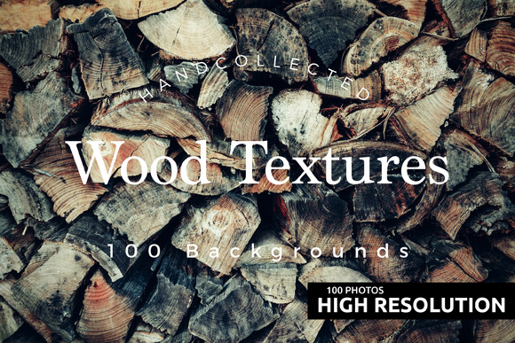 NEW 100 Hi-Res Wood Textures