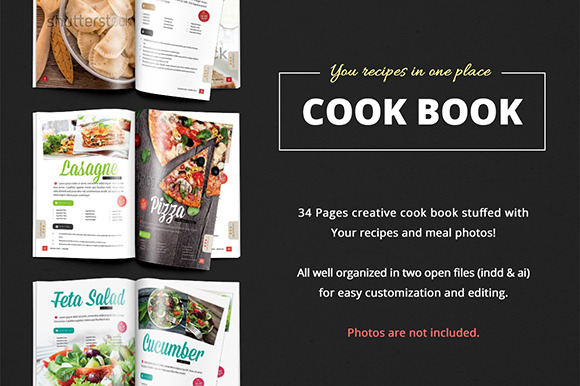 Cook Book Recipes Vol 1