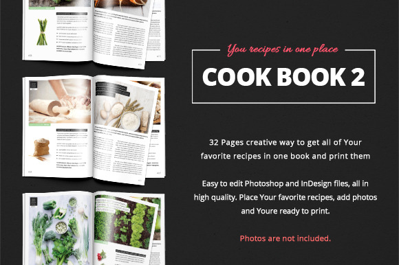 Cook Book Recipes Vol 2
