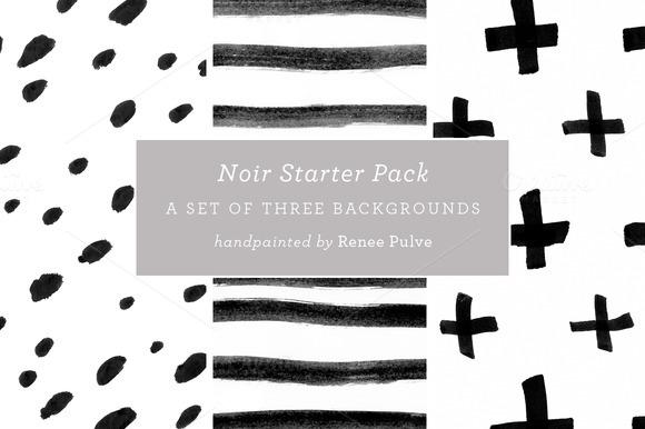 Noir Starter Pack