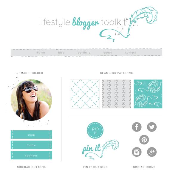 Lifestyle Blogger Toolkit