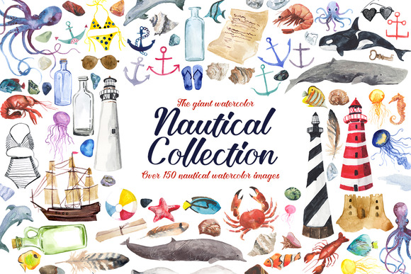 The Giant Nautical Collection