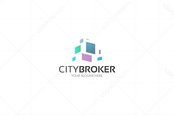 Building-Real Estate Logo