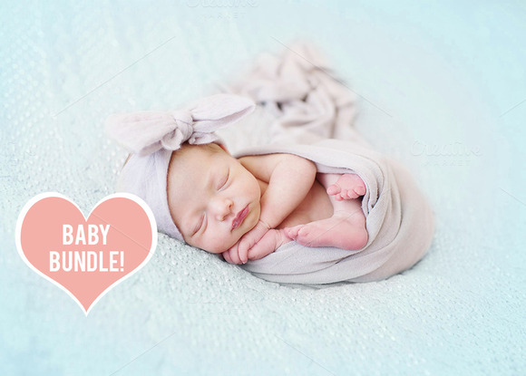Baby Bundle-Photoshop Elements