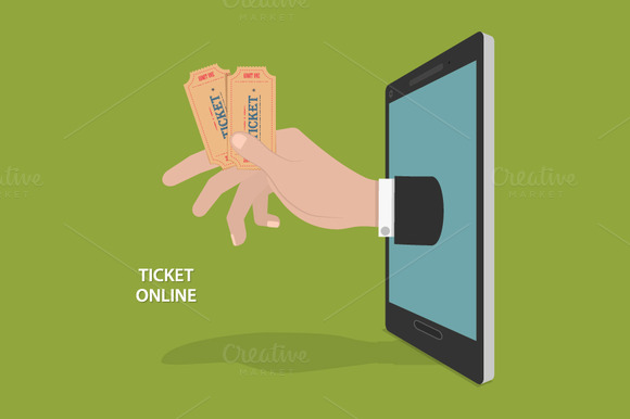 Online Ticket Ordering