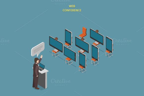 Web Conference Or Webinar