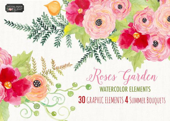 Roses Garden Collection